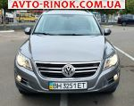 Авторынок | Продажа 2010 Volkswagen Tiguan 2.0 TDI 4Motion AT (140 л.с.)