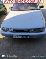 Авторынок | Продажа 1988 Mazda 626