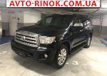 Авторынок | Продажа 2008 Toyota Sequoia 5.7 AT (381 л.с.)