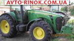 Авторынок | Продажа 2006 Трактор  John Deere 8430