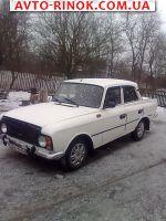 1992 Москвич 412