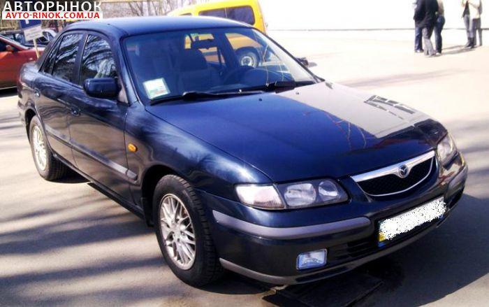 Дополнительная информация:Mazda 626,…