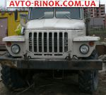 1987 УРАЛ 5557 самосвал