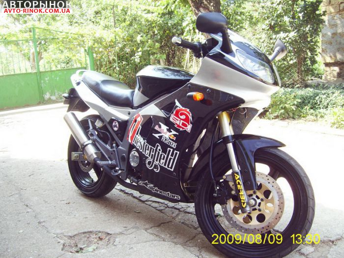 Авторынок | Продажа 2008 Kawasaki ZZR Venom 200