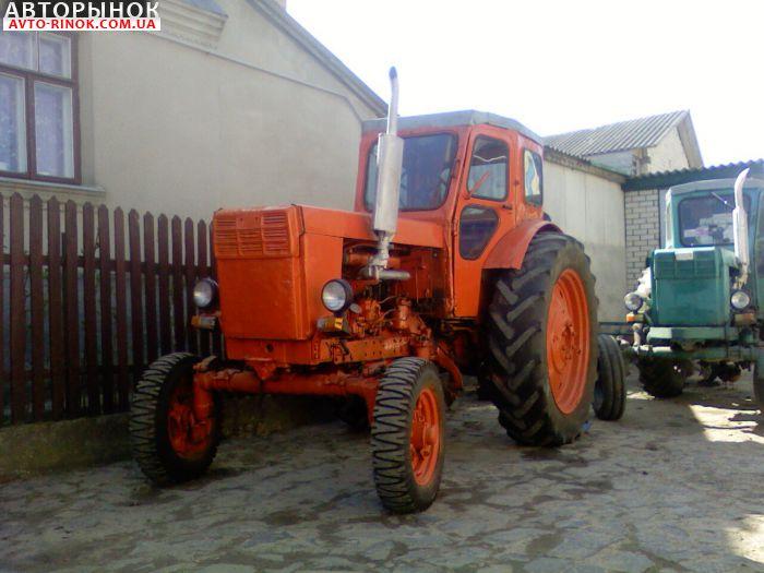 1990 Трактор Т-40.