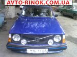 1978 Volvo 244