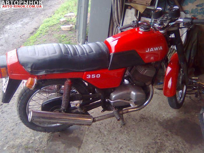 ЯВА 638 , Дорожный мотоцикл, фото #1