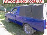 1995 ЗАЗ 11055 Пикап