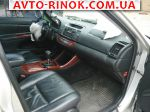2003 Toyota Camry Европа