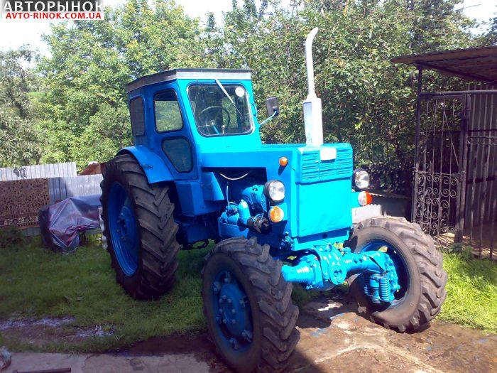 Увеличить фото Авторынок Продажа 1992 трактор т40ам.