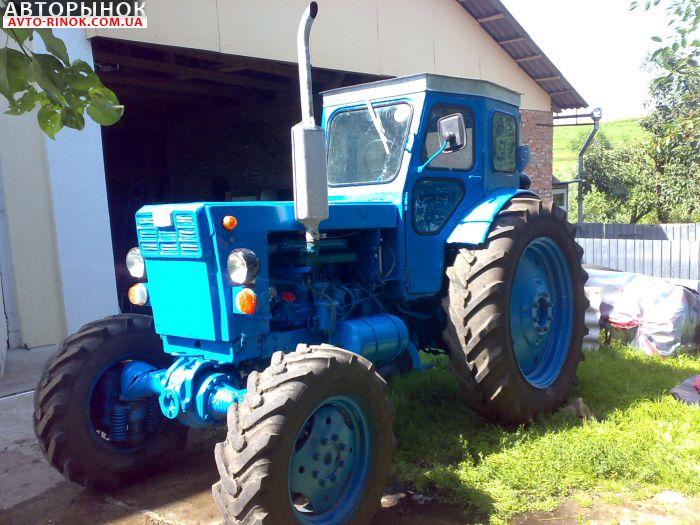 Авторынок Продажа 1992 трактор т40ам.