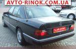 1993 Mercedes E W124