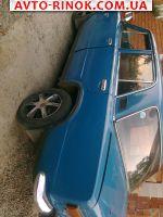1980 ВАЗ 21011