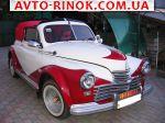 1954 ГАЗ 20 победа кабриолет