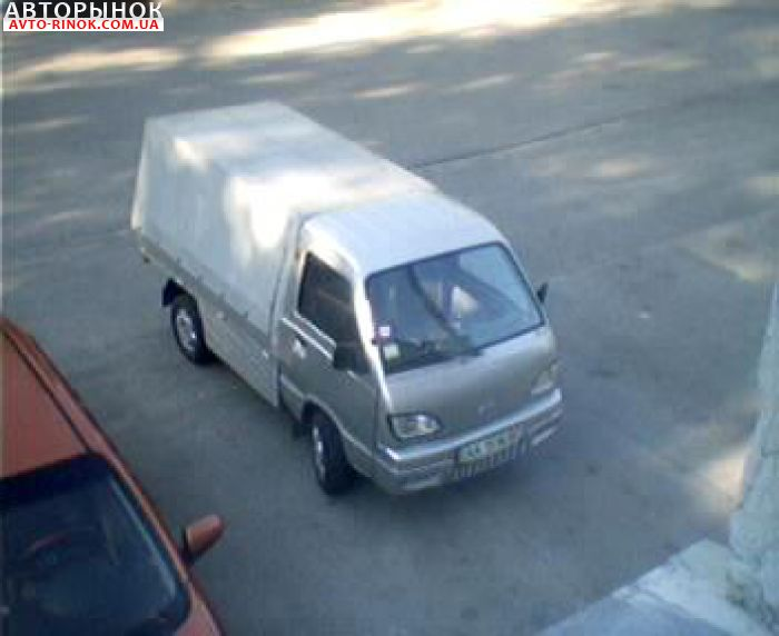 Toyota BB чанган sc6360, фото #1. пр…