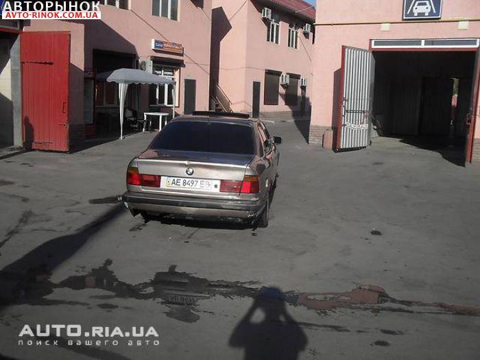 Авторынок | Продажа 1988 BMW 5 Series E34