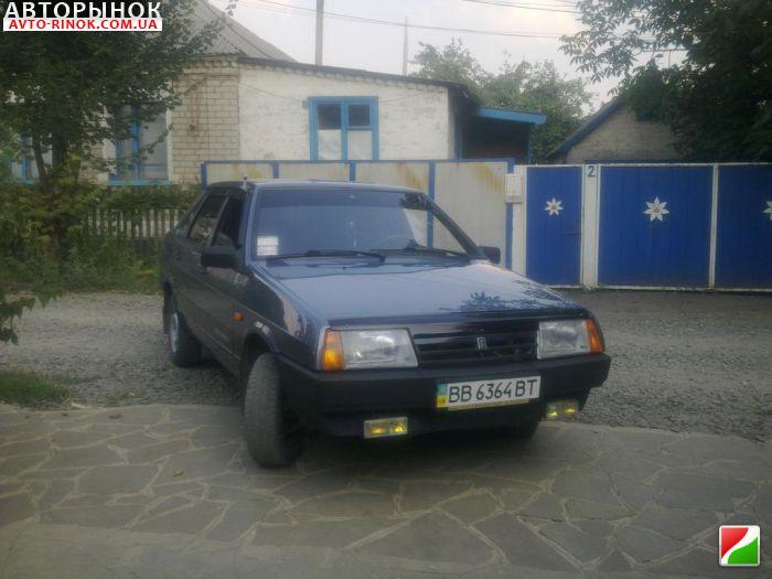 Авторынок | Продажа 2009 ВАЗ 21099