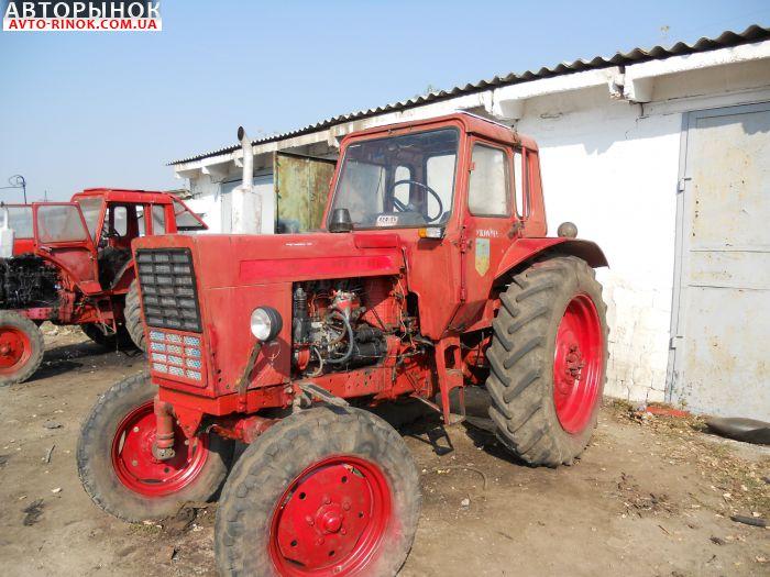 Авторынок | Продажа 1997 Трактор МТЗ-82