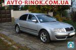 2005 Skoda Superb Comfort