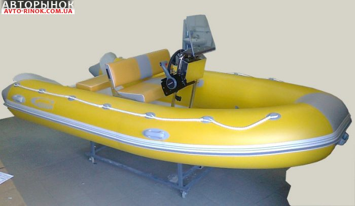 Авторынок | Продажа 2011 Лодка  Captain CAP-410 RiB