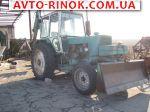1988 Трактор ЮМЗ-6
