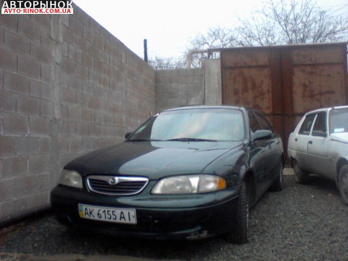 Фото Mazda 626 1998.