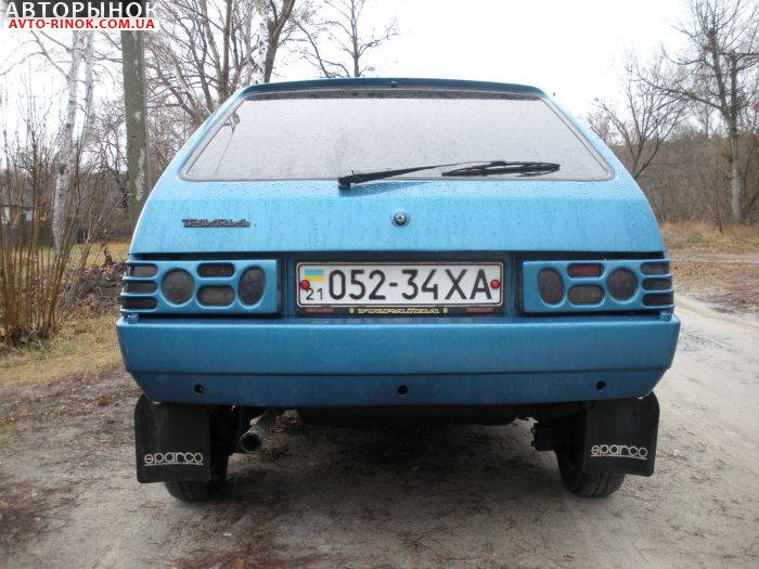 Авторынок | Продажа 1994 ЗАЗ 1102 Таврия