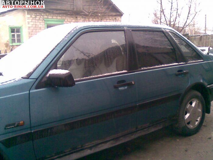 Авторынок | Продажа 1989 Volvo 440