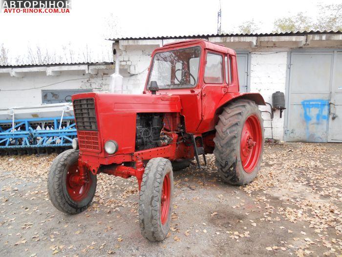Авторынок | Продажа 1997 Трактор МТЗ