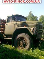 1984 ЗИЛ 131 седловой тягач