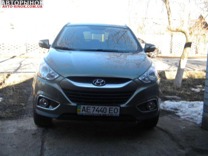 Авторынок | Обмен 2011 Hyundai  ix 35