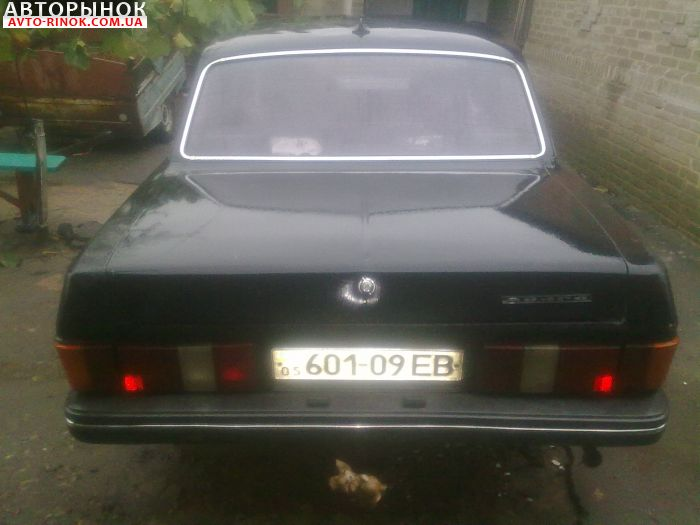 Авторынок | Продажа 1994 ГАЗ 31029