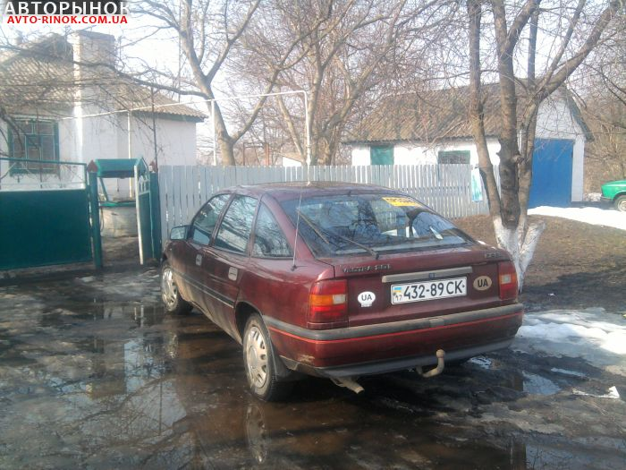 Авторынок | Продажа 1989 Opel Vectra