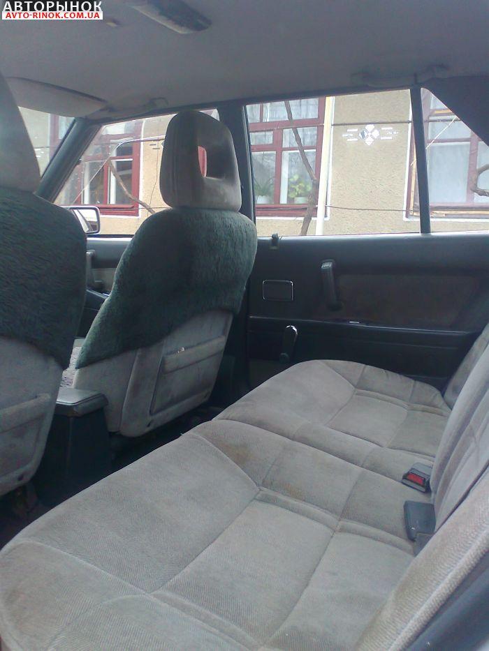 Авторынок | Продажа 1987 Mitsubishi Galant