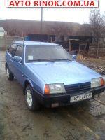 1989 ВАЗ 2108