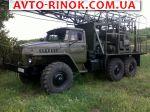 1997 УРАЛ 4320 Буровая установка УКБ 500  на базе Урала 4320