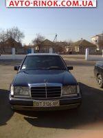 1986 Mercedes 124