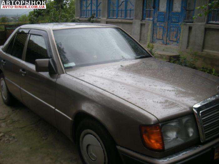 Авторынок | Продажа 1991 Mercedes  E260