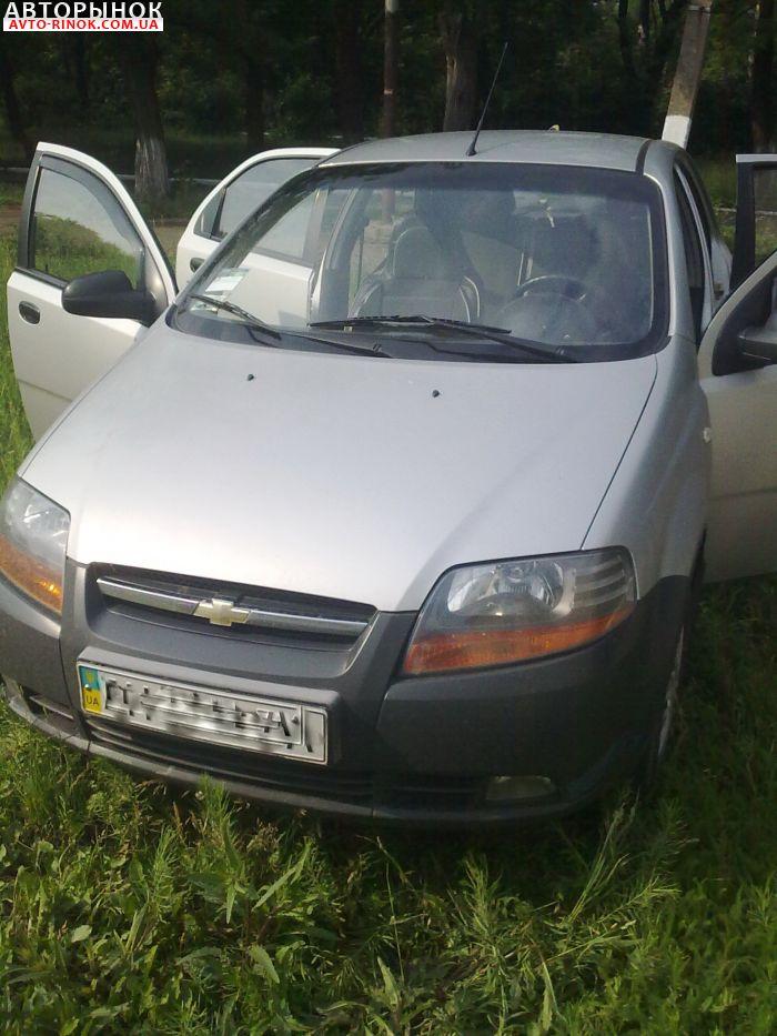 Продам Chevrolet aveo 2006 г., в…