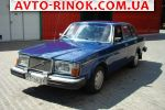 1977 Volvo 240 264