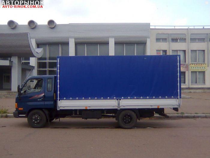 Авторынок | Продажа 2012 Hyundai HD65 бортовая платформа с тентом