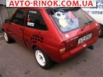 1988 Ford Fiesta МК2