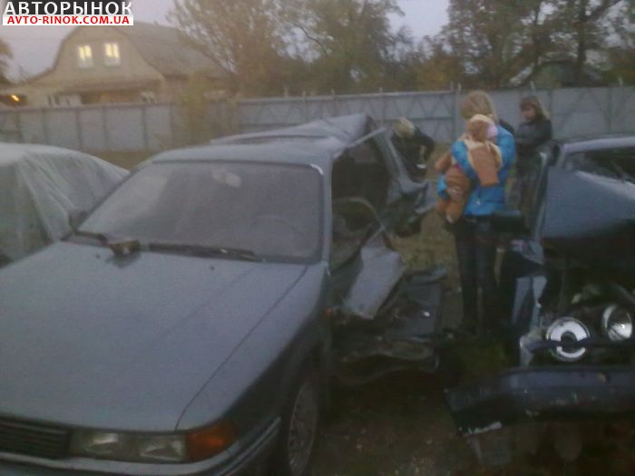 Авторынок | Продажа 1990 Mitsubishi