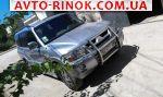2004 Mitsubishi Pajero Wagon