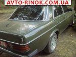 Авторынок | Продажа 1981 Mercedes E 123 E 240 D