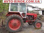 1980 Трактор ЮМЗ-6