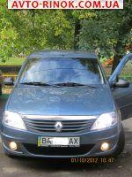 2011 Renault Logan