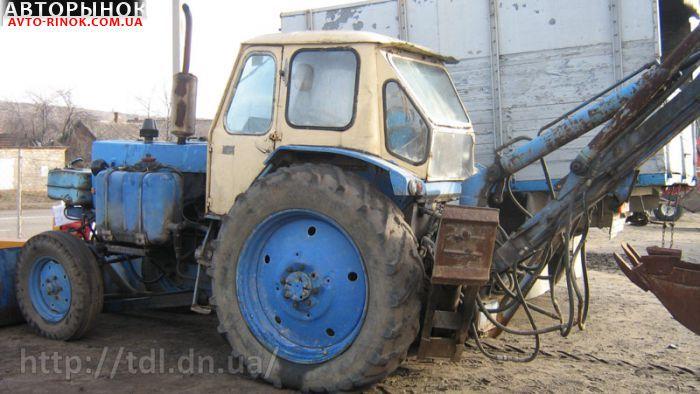 Авторынок | Продажа 1983 Трактор ЮМЗ екскаватор