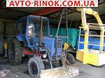 1988 Трактор МТЗ ПАТУ-5000