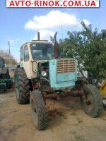 1989 Трактор ЮМЗ-6